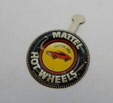Redline Hotwheels Button Badge Metal Hong Kong Custom AMX R17205