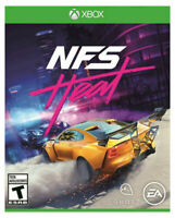 Need for Speed: Heat --Standard Edition (Microsoft Xbox One, 2019)