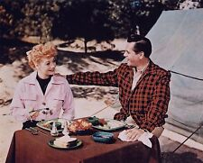 """Lucille Ball / Desi Arnaz  8x10  """"I Love Lucy"""" FREE US SHIPPING"""