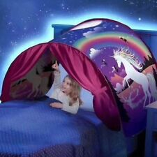 Dream Tents Unicorn Fantasy Kids Magical Dream World twin or bunk size play tent