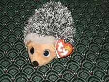TY BEANIE * SPIKE* The Hedgehog * Retired *RARE* HTF * MWMT * DOB:7/15 * 2015