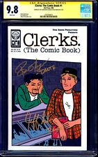 Clerks Comic Book #1 CGC SS 9.8 signed Jeff Anderson Brian O'Halloran 1st PRINT