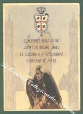 XIII CORPO D'ARMATA. Cartolina d'epoca viaggiata nel 1938. Edizioni Boeri.
