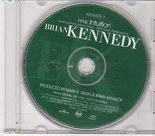 (EN121) Brian Kennedy, Intuition - 1995 DJ CD