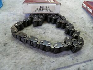 222494 timing chain 1964-81 AMC Chevrolet Oldsmobile Dodge truck IHC Willys Jeep