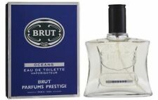 BRUT OCEANS COLOGNE MEN 100ml 3.4oz EDT SPRAY EAU DE TOILETTE