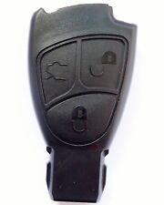 Schlüssel Gehäuse MERCEDES BENZ Fernbedienung Smartkey 3 Taster