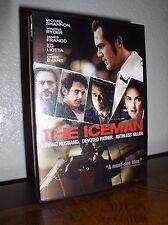 The Iceman starring Michael Shannon, Winona Ryder, James Franco (DVD, 2013)