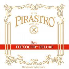Pirastro flexocor Deluxe Contrebasse cordes Lot, Double Bass Strings Lot , moyen