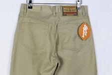 Vintage Raro Diesel Jeans De Hombre Calce Recto Regular brillante cierre de cremallera W29 L29 P24