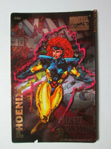 1996 MARVEL COMICS SUPER HEROES MAGNET - PHOENIX ( 035 )