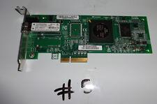 Qlogic QLE2460 Single 4GB Fiber Channel PCIe Host Bus Adapter HBA w/ Int SFP LP