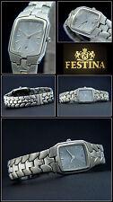 Señora festina reloj registered Model pieza de diseño!!! 6629/2 Model depose nuevo