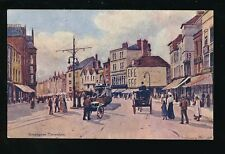 Warwickshire Warwicks COVENTRY Broadgate artist Warren Williams PPC 1904