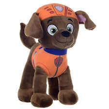 """NEW OFFICIAL 12"""" PAW PATROL ZUMA PUP PLUSH SOFT TOY NICKELODEON DOGS"""