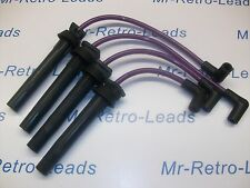 PURPLE 8MM PERFORMANCE IGNITION LEADS FOR MINI ONE COOPER COOPER S QUALITY LEADS