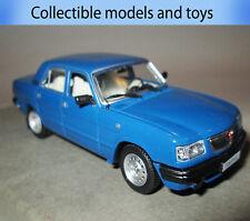 car model 1: 43, auto legends of the USSR, GAZ 3110 (Volga), casting