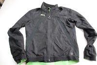 Puma Evotrg Zippered Wind Run SWEATER Jacket Small S