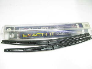 """(2) NAPA 60-024-4 Front Exact-Fit Windshield Wiper Blades - 24"""" - PAIR"""
