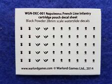 Warlord Games Transfers French Napoleonic line infantry