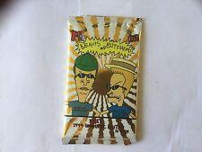 Beavis & Butthead 1994 1st Edition Fleer Ultra MTV Collector Card Packs