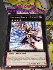 OCCASION Carte Yu Gi Oh MAESTROKE LE GENIE DE LA SYMPHONIE SP14-FR031 1ère éd.
