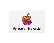 Apple Gift Card - App Store, iTunes, iPhone, AirPods and more (Email Delivery)