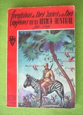 ADVENTURES of 3 ENGLISHMEN & 3 RUSSIANS in SOUTH AFRICA (Jules Verne). 1st EDIT!