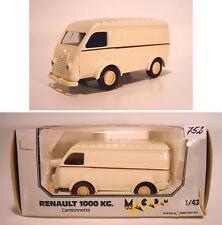 Macadam 1/43 Renault 1000 KG Camionnette weiß OVP #752