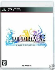 Used PS3 Final Fantasy X / X-2 HD SONY PLAYSTATION 3 JAPAN JAPANESE IMPORT