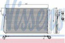 Nissens Condenser, air conditioning 94747 Replaces 6450 8 381 362,6450.8.361.362