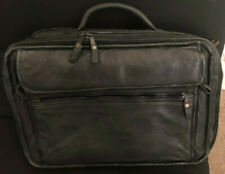 Messenger Type Leather Laptop Bag up to 17.3 in Laptop