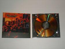 GORGUTS - Erosion of Sanity (2006, Metal Mind) Ltd Gold Disc