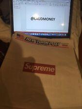Supreme x New York Post Newspaper 100% same day shipping