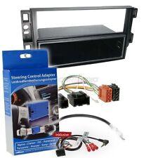 CHEVROLET AVEO 06-11 1-DIN radio de voiture Set d'installation