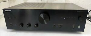 Onkyo A-9030 Integrated Amplifier Black