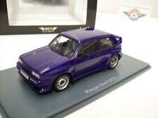 "VW Golf I GTO ""Rieger"", Violettblaumetallic, 1980, NEO 1:43, OVP"