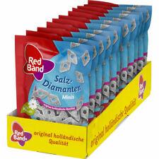 Red Band Salzdiamanten Minis, Lakritz, 11x200 g Beutel