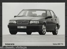 PRESS - FOTO/PHOTO/PICTURE - Volvo 850 Sedan T-5