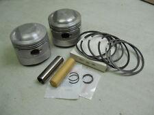 Honda NOS CB450, CL450, Pistons, Rings, Pins & Clips, STD, # 13101-292-030   e6