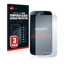 3x TEMPERED GLASS SCREEN PROTECTOR for Samsung Galaxy S4 Advance I9506 GT-I9506
