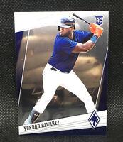 2020 Panini Phoenix Yordan Alvarez RC Houston Astros Rookie #2