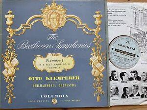 SAX 2364 Beethoven Symphony No. 3 'Eroica' / Klemperer B/S