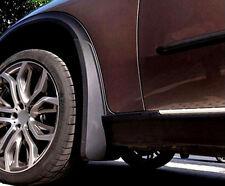 For BMW X5 E70 2008-2013  Plastic Splash Guards Mud Flaps Mud Guards 4pcs