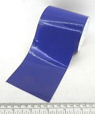 Sign vinyl - self adhesive - roll 85 x 950 mm - gloss blue