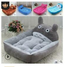 Washable Dog Cat Bed Plush Fluffy Pad Dog Nest Wash Bed Bar Pillow Soft Warm