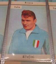 FIGURINA CALCIATORI SAIM  ITALIA ALTAFINI