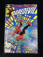Daredevil #186 (1982) Versus Stilt-Man | Near Mint And Unread 9.6 NM+