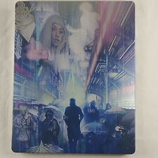 Blade Runner 2049 (steelbook) Blu-Ray + 3D disc