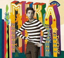 MIKA - NO PLACE IN HEAVEN - DELUXE EDITION - CD NEW SEALED 2015 - W/4 BONUS TR.